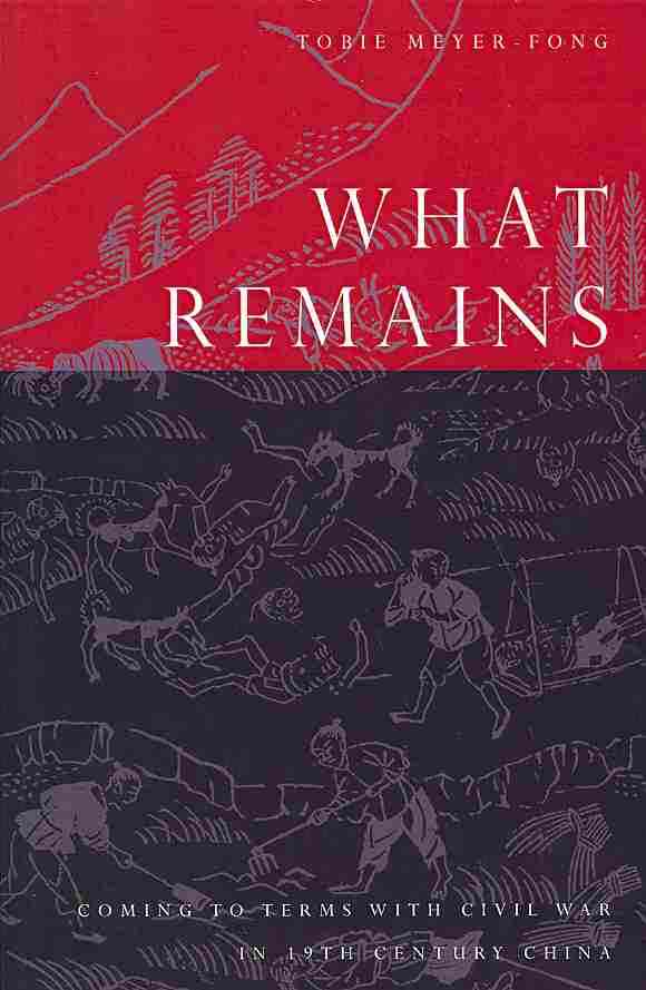 What Remains By Meyer-fong, Tobie