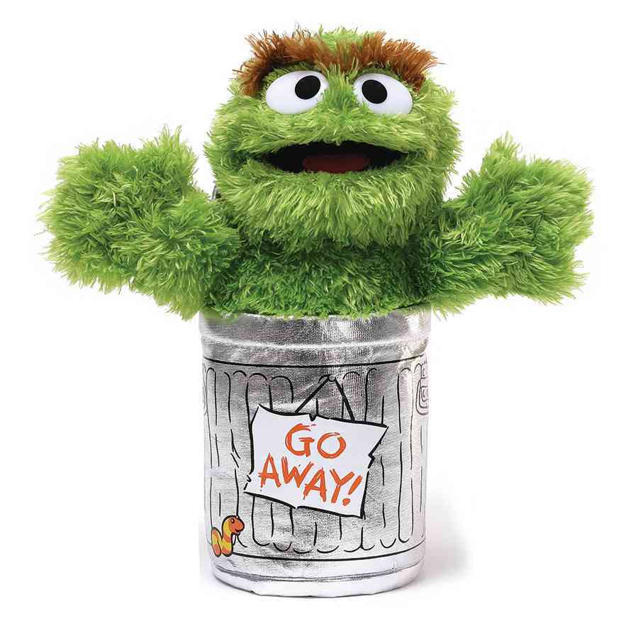 Oscar the Grouch By Not Available