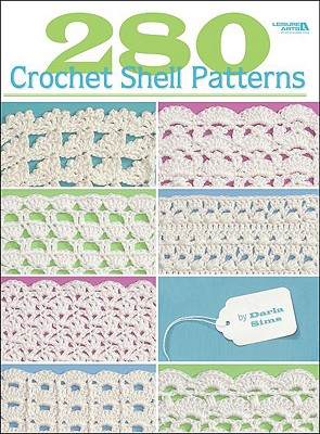 280 Crochet Shell Patterns By Sims, Darla